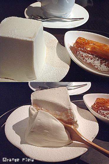 豆腐のシフォン♪