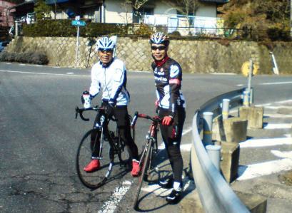 先生と橋本さん