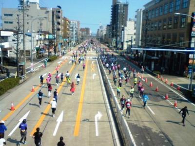 ウイメンズマラソン