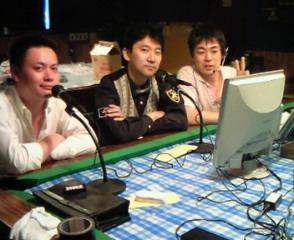 男子東日本プロツアー、充実の解説陣。0A