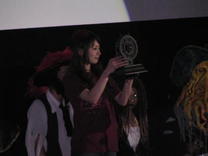 Maki on Stage