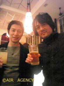 野村さんと一緒
