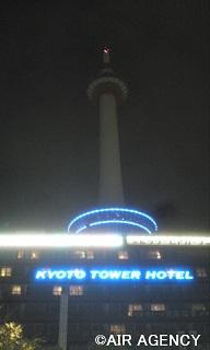 京都タワー2011.7.30