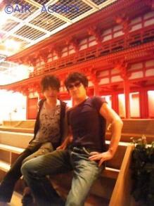 藤原と岡本さん