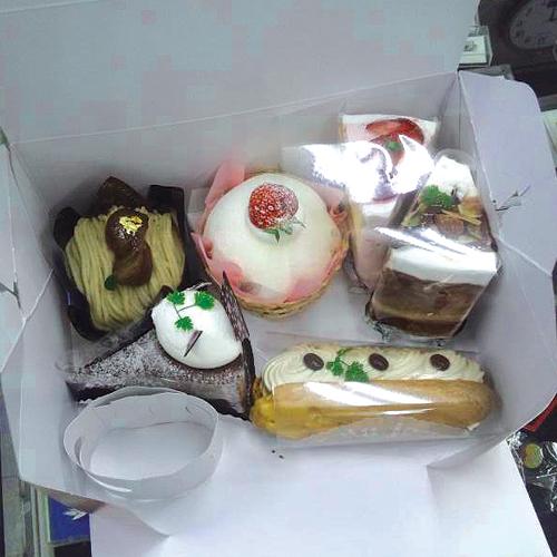 2012-3-30ケーキ