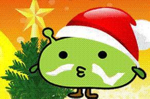 げん玉クリスマス
