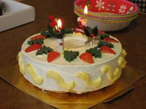 ワンコ用ケーキ