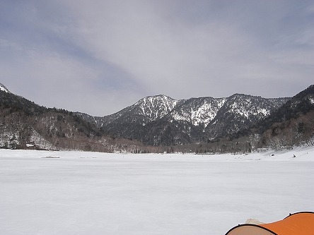 公魚に魅せられた人たちの記録17 丸秘湖の光景