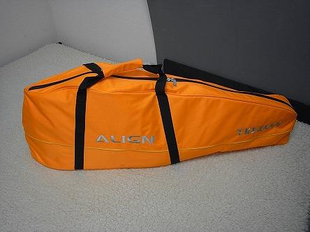 アラインのキャリーバッグ02 良い質感