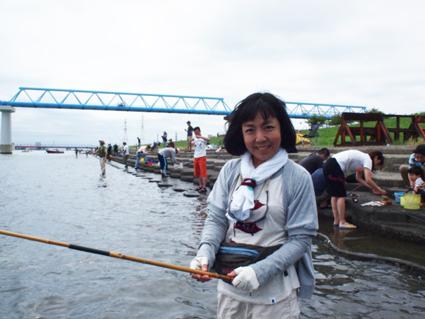 2011ハゼ釣り
