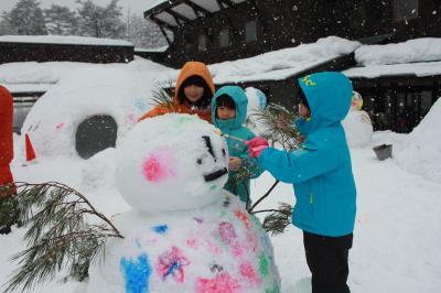 H24.yukiasobi.snowmanpainting