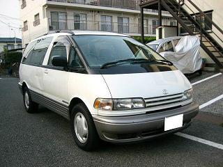 トヨタ エスティマG