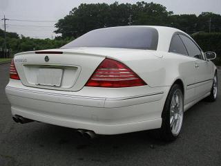 メルセデスベンツ CL500