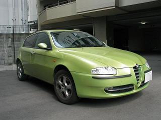 アルファロメオ 147