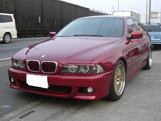 BMW 525iセダン