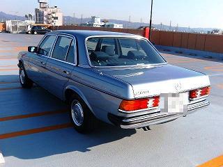 メルセデスベンツ E280