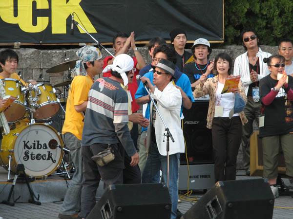 木場ストック2007・エンディング