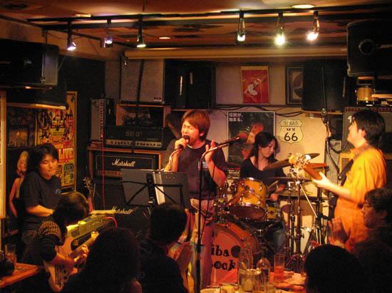 G-SIMAファミリーバンド