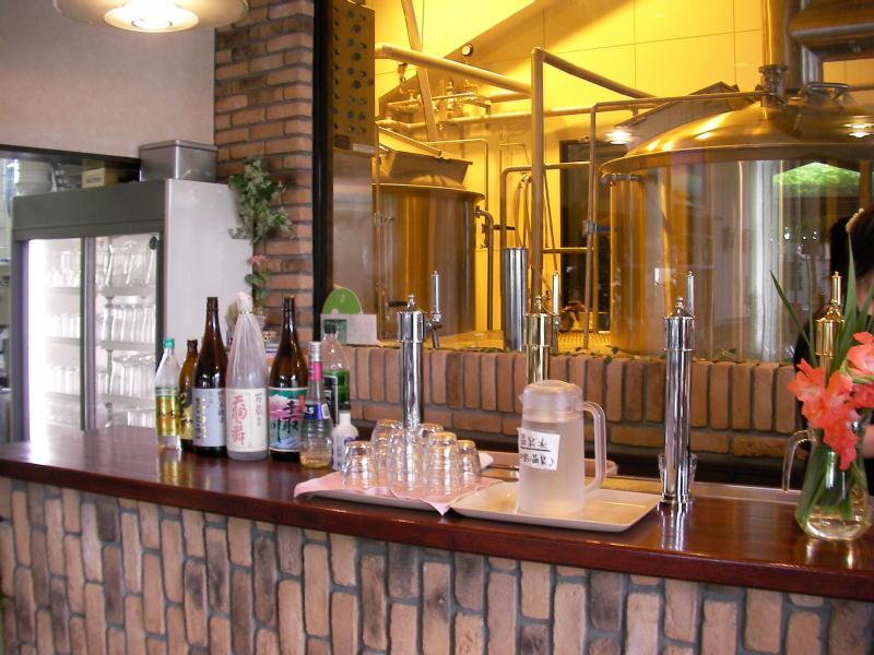 ビール醸造プラント