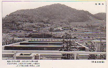 福知山堀浄水場水源地