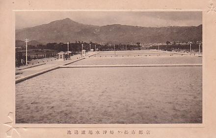 松ヶ崎浄水場