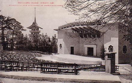 円山公園音楽堂