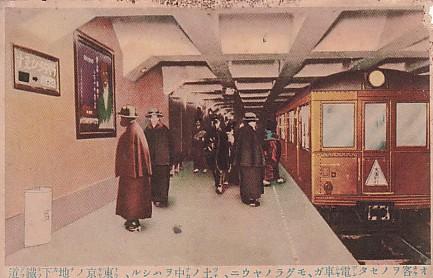 東京地下鉄道