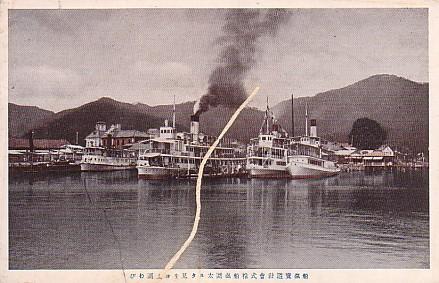 琵琶湖遊覧船