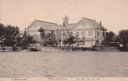 新潟県会議事堂