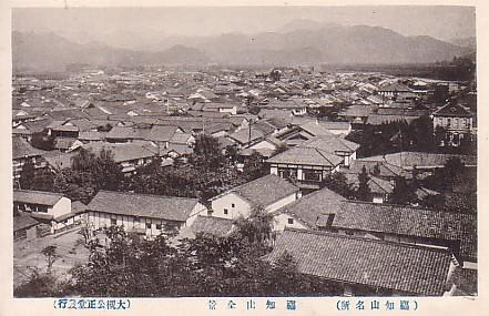 福知山全景