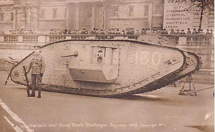 マークⅠ戦車
