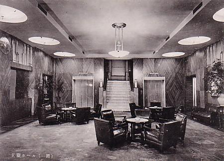丸紅玄関ホール