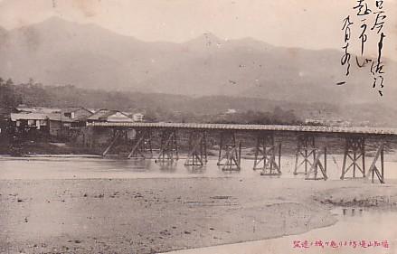 福知山堤防