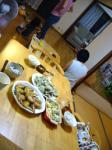 夕食の集い♪
