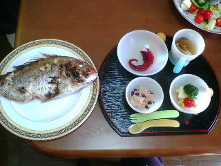 お食い初め_料理