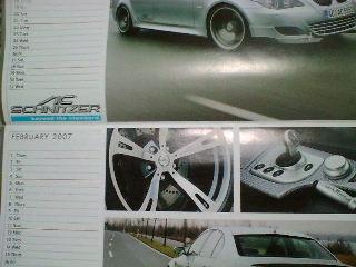 ACSカレンダー2007
