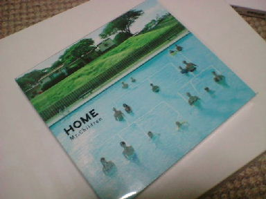 Mr.Children HOME