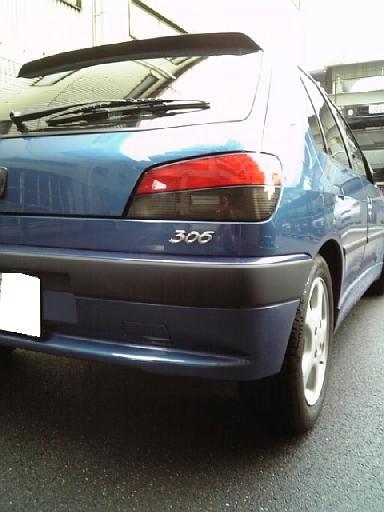 プジョー306XSi