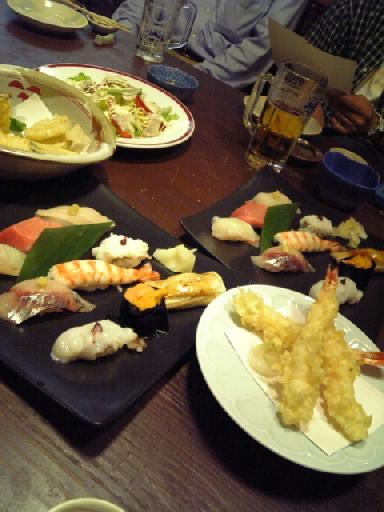 お寿司_てんぷら