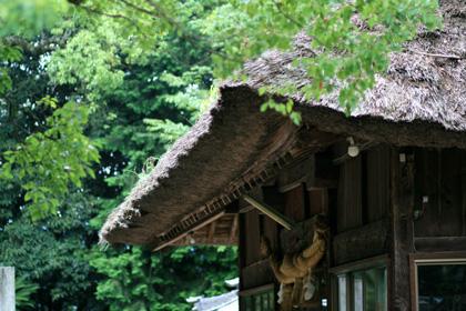 見奈良神社