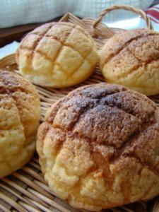 バニラクッキーパン