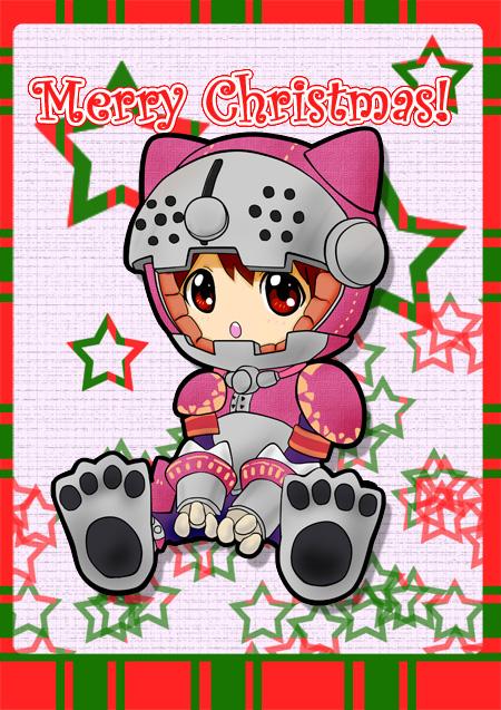 リノプロゆい(クリスマスVr)のコピー
