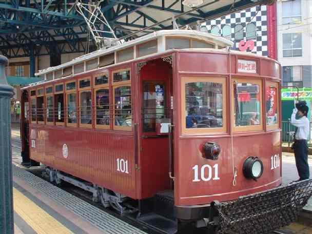 95%市内電車001