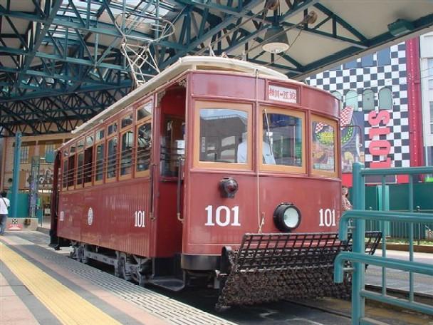 レトロ電車01