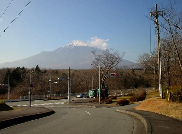 Mt. Fuji 071019a