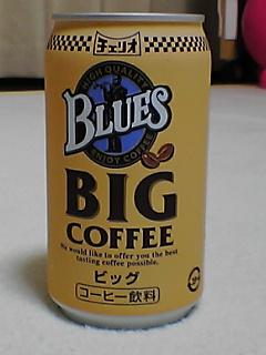 チェリオ BLUES BIG COFFEE frontview
