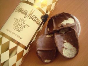 チョコレートが厚くてハマる~♪