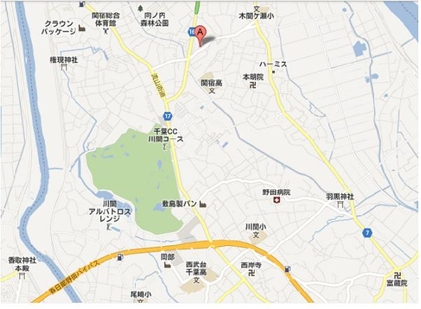 野田里親会地図2