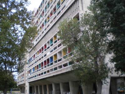 マルセイユのユニテダビダシオン