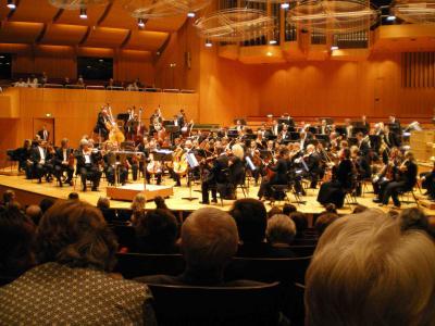 ミュルヘンでのクラシックコンサート